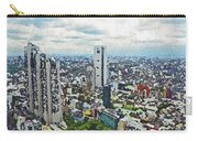Tokyo City View Carry-all Pouch
