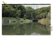 Tokyo Japanese Garden Carry-all Pouch