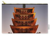 Tokyo Temple Lights Carry-all Pouch