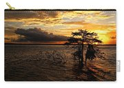 Toledo Bend Sunset Carry-all Pouch