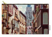 Toledo Cityscape Carry-all Pouch