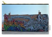 Toledo Loves Love Carry-all Pouch