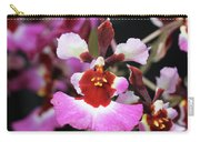 Tolumnia Pink Panther Orchid Carry-all Pouch