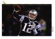 Tom Brady - New England Patriots Carry-all Pouch