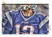 Tom Brady Art 5 Carry-all Pouch