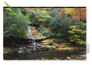 Tom Branch Falls In Nc Carry-all Pouch