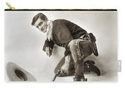 Tom Mix (1880-1944) Carry-all Pouch