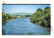 Tomales Bay In Point Reyes National Seashore Park Near San Franc Carry-all Pouch