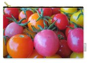 Tomato Rainbow Carry-all Pouch