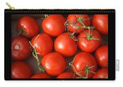 Tomato Tomahto Fine Art Food Photo Poster Carry-all Pouch