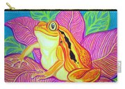 Tomatoe Frog Carry-all Pouch