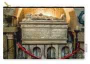 Tomb Of Dom Henrique Carry-all Pouch