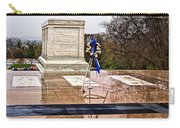 Tomb Of The Unknown Soldiers Carry-all Pouch