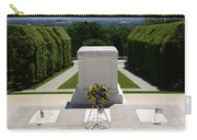 Tomb Of The Unknowns Carry-all Pouch