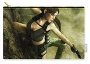 Tomb Raider Underworld Carry-all Pouch