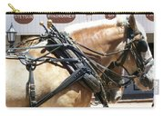 Tombstone Horse Carry-all Pouch