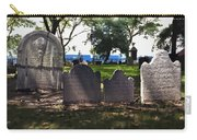 Tombstones Carry-all Pouch