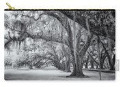 Tomotley Plantation Oaks Carry-all Pouch