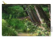 Toms Creek In Late Summer Carry-all Pouch