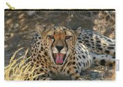 Tongue And Cheek Cheetah Carry-all Pouch