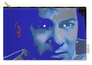 Tony Curtis Circa 1960 Color Added 2012 Carry-all Pouch