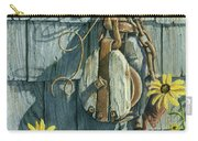 Tool Shed Treasures Carry-all Pouch