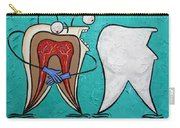 Tooth Anatomy Carry-all Pouch