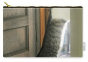 Tip Toe Cat Carry-all Pouch