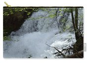 Top Of Clear Creek Falls Carry-all Pouch