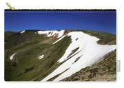 Top Of The Cirque Carry-all Pouch