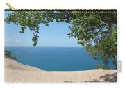Top Of The Dune At Sleeping Bear Carry-all Pouch