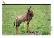 Topi Antelope - Masai Mara - Kenya Carry-all Pouch