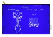 Topophone Patent Drawing  Carry-all Pouch