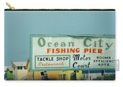 Topsail Island Ocean City 1996 Carry-all Pouch