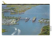 Topsail Island Top Of The Hour Carry-all Pouch