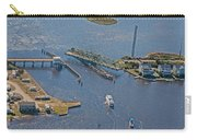 Topsail Swing Bridge Carry-all Pouch