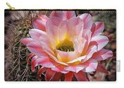 Torch Cactus Flower Carry-all Pouch
