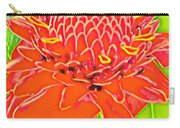 Torch Ginger Aloha Carry-all Pouch