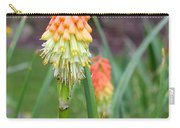 Torch Lily Flower Carry-all Pouch