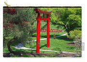 Torii Gate- Horizontal Carry-all Pouch