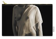 Toriwaits Nude Fine Art Print Photograph In Black And White 5117 Carry-all Pouch