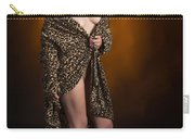 Toriwaits Nude Fine Art Print Photograph In Color 5078.02 Carry-all Pouch