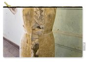 Torn Dress Form Carry-all Pouch