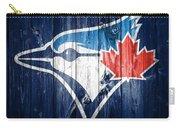 Toronto Blue Jays Barn Door Carry-all Pouch