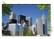 Toronto Downtown Skyline Carry-all Pouch