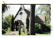 Toronto Island Chapel Carry-all Pouch