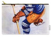 Toronto Maple Leafs Vintage Program Two Carry-all Pouch