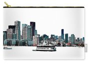 Toronto Portlands Skyline With Island Ferry Carry-all Pouch