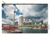 Toronto - Skyline / Harbourfront Carry-all Pouch