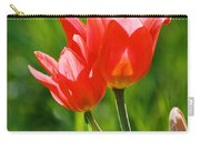 Toronto Tulip Carry-all Pouch